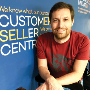 E-commerce and the Data behind it